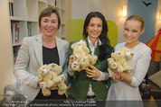 Kiddy Contest bei Ronald McDonald - Ronald McDonald Kinderhilfehaus - Di 13.01.2015 - Gerlinde HOFER, Sonja KLIMA, Missy MAY26
