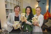 Kiddy Contest bei Ronald McDonald - Ronald McDonald Kinderhilfehaus - Di 13.01.2015 - Gerlinde HOFER, Sonja KLIMA, Missy MAY27