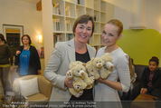 Kiddy Contest bei Ronald McDonald - Ronald McDonald Kinderhilfehaus - Di 13.01.2015 - Gerlinde HOFER, Missy MAY29