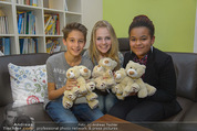Kiddy Contest bei Ronald McDonald - Ronald McDonald Kinderhilfehaus - Di 13.01.2015 - Kiddy Contest Kinder Nina, Estelle und Killian30