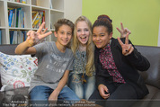 Kiddy Contest bei Ronald McDonald - Ronald McDonald Kinderhilfehaus - Di 13.01.2015 - Kiddy Contest Kinder Nina, Estelle und Killian32