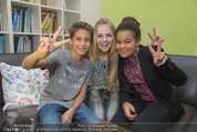 Kiddy Contest bei Ronald McDonald - Ronald McDonald Kinderhilfehaus - Di 13.01.2015 - Kiddy Contest Kinder Nina, Estelle und Killian33