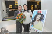 Strahlend Schön Kalenderpräsentation - Labstelle - Di 13.01.2015 - Petra FREY, Walter IMP44