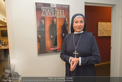 Premiere ´Zweifel´ - Stadttheater Walfischgasse - Mi 14.01.2015 - Anita AMMERSFELD als Nonne14