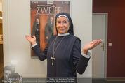 Premiere ´Zweifel´ - Stadttheater Walfischgasse - Mi 14.01.2015 - Anita AMMERSFELD als Nonne15