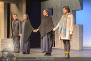 Premiere ´Zweifel´ - Stadttheater Walfischgasse - Mi 14.01.2015 - Anita AMMERSFELD, Alexander ROSSI, Rachelle NKOU,Johanna WITHALM1