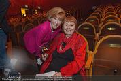 Premiere ´Zweifel´ - Stadttheater Walfischgasse - Mi 14.01.2015 - Guggi L�WINGER, Elfriede OTT21