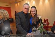 Premiere ´Zweifel´ - Stadttheater Walfischgasse - Mi 14.01.2015 - Sepp GALLAUER, Roswitha WIELAND22