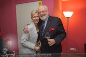 Premiere ´Zweifel´ - Stadttheater Walfischgasse - Mi 14.01.2015 - Felix DVORAK mit Tochter Daniela MARKUS26