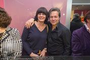 Premiere ´Zweifel´ - Stadttheater Walfischgasse - Mi 14.01.2015 - Eva Maria MAROLD, Alexander ROSSI33