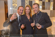 Style up your Life - Melia Hotel, Wien - Mi 14.01.2015 - Uwe KR�GER, Andrea BOCAN, Christopher WOLF27