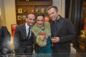 Style up your Life - Melia Hotel, Wien - Mi 14.01.2015 - Christopher WOLF, Atousa MASTAN, Uwe KR�GER56