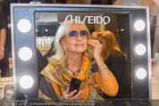 Style up your Life - Melia Hotel, Wien - Mi 14.01.2015 - Dagmar KOLLER beim Schminken, Spiegel, Maske8