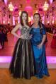 114. Zuckerbäckerball - Hofburg - Do 15.01.2015 - Roxanne RAPP, Sabine GRANDL30