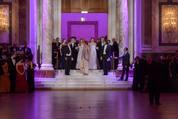 114. Zuckerbäckerball - Hofburg - Do 15.01.2015 - Balleröffnung, Debüdanten, Einzug, tanzen, Tanzpaare47