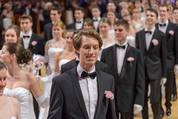 114. Zuckerbäckerball - Hofburg - Do 15.01.2015 - Balleröffnung, Debüdanten, Einzug, tanzen, Tanzpaare51