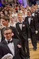 114. Zuckerbäckerball - Hofburg - Do 15.01.2015 - Balleröffnung, Debüdanten, Einzug, tanzen, Tanzpaare55