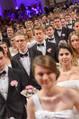 114. Zuckerbäckerball - Hofburg - Do 15.01.2015 - Balleröffnung, Debüdanten, Einzug, tanzen, Tanzpaare88