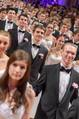 114. Zuckerbäckerball - Hofburg - Do 15.01.2015 - Balleröffnung, Debüdanten, Einzug, tanzen, Tanzpaare90