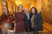 Opernball Pressekonferenz - Staatsoper - Di 20.01.2015 - Desiree TREICHL-ST�RGKH, Dominique MEYER, Eva DINTSIS1