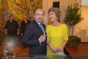 Opernball Pressekonferenz - Staatsoper - Di 20.01.2015 - Dominique MEYER, Barbara RETT12
