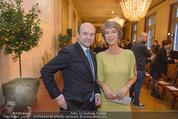 Opernball Pressekonferenz - Staatsoper - Di 20.01.2015 - Dominique MEYER, Barbara RETT16