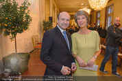 Opernball Pressekonferenz - Staatsoper - Di 20.01.2015 - Dominique MEYER, Barbara RETT17