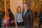 Opernball Pressekonferenz - Staatsoper - Di 20.01.2015 - Alfons HAIDER, Mirjam WEICHSELBRAUN19