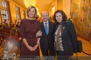 Opernball Pressekonferenz - Staatsoper - Di 20.01.2015 - Desiree TREICHL-ST�RGKH, Dominique MEYER, Eva DINTSIS2