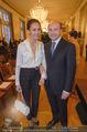 Opernball Pressekonferenz - Staatsoper - Di 20.01.2015 - Dominique MEYER, Aida GARIFULLINA20