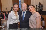 Opernball Pressekonferenz - Staatsoper - Di 20.01.2015 - Dominique MEYER, Olga BEZSMERTNA, Aida GARIFULLINA23