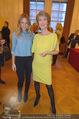 Opernball Pressekonferenz - Staatsoper - Di 20.01.2015 - Mirjam WEICHSELBRAUN, Barbara RETT24