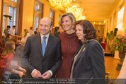 Opernball Pressekonferenz - Staatsoper - Di 20.01.2015 - Desiree TREICHL-ST�RGKH, Dominique MEYER, Eva DINTSIS3
