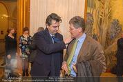 Opernball Pressekonferenz - Staatsoper - Di 20.01.2015 - Christoph WAGNER-TRENKWITZ, Kari HOHENLOHE31
