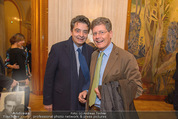 Opernball Pressekonferenz - Staatsoper - Di 20.01.2015 - Christoph WAGNER-TRENKWITZ, Kari HOHENLOHE32