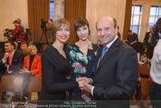 Opernball Pressekonferenz - Staatsoper - Di 20.01.2015 - Dominique MEYER, Maria YAKOVLEVA37