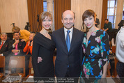 Opernball Pressekonferenz - Staatsoper - Di 20.01.2015 - Dominique MEYER, Maria YAKOVLEVA38