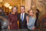 Opernball Pressekonferenz - Staatsoper - Di 20.01.2015 - Desiree TREICHL-ST�RGKH, Alfons HAIDER, Mirjam WEICHSELBRAUN39
