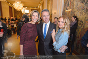 Opernball Pressekonferenz - Staatsoper - Di 20.01.2015 - Desiree TREICHL-ST�RGKH, Alfons HAIDER, Mirjam WEICHSELBRAUN40