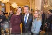 Opernball Pressekonferenz - Staatsoper - Di 20.01.2015 - Desiree TREICHL-ST�RGKH, Alfons HAIDER, Mirjam WEICHSELBRAUN41