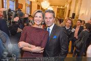 Opernball Pressekonferenz - Staatsoper - Di 20.01.2015 - Desiree TREICHL-ST�RGKH, Alfons HAIDER42