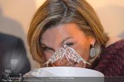 Opernball Pressekonferenz - Staatsoper - Di 20.01.2015 - Desiree TREICHL-ST�RGKH mit Kr�nchen Krone Diadem52