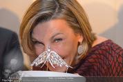 Opernball Pressekonferenz - Staatsoper - Di 20.01.2015 - Desiree TREICHL-ST�RGKH mit Kr�nchen Krone Diadem53
