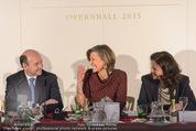 Opernball Pressekonferenz - Staatsoper - Di 20.01.2015 - Dominique MEYER, Desiree TREICHL-ST�RGKH, Eva DINTSIS63