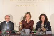 Opernball Pressekonferenz - Staatsoper - Di 20.01.2015 - Dominique MEYER, Desiree TREICHL-ST�RGKH, Eva DINTSIS67