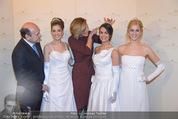 Opernball Pressekonferenz - Staatsoper - Di 20.01.2015 - Desiree TREICHL-ST�RGKH mit Deb�dantinnen, Dominique MEYER76