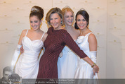 Opernball Pressekonferenz - Staatsoper - Di 20.01.2015 - Desiree TREICHL-ST�RGKH mit Deb�dantinnen Ballprinzessinnen82