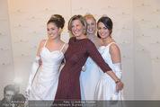 Opernball Pressekonferenz - Staatsoper - Di 20.01.2015 - Desiree TREICHL-ST�RGKH mit Deb�dantinnen Ballprinzessinnen83