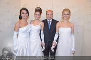 Opernball Pressekonferenz - Staatsoper - Di 20.01.2015 - Dominique MEYER mit Deb�dantinnen87