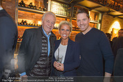Charity Versteigerung - Planters - Mi 21.01.2015 - Harald und Daniel SERAFIN, Gerlinde ZEHETNER20